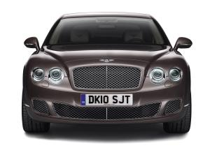 2010 Bentley Continental Flying Spur Speed China Special Edition
